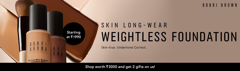 Long Wear Weightless Foundation