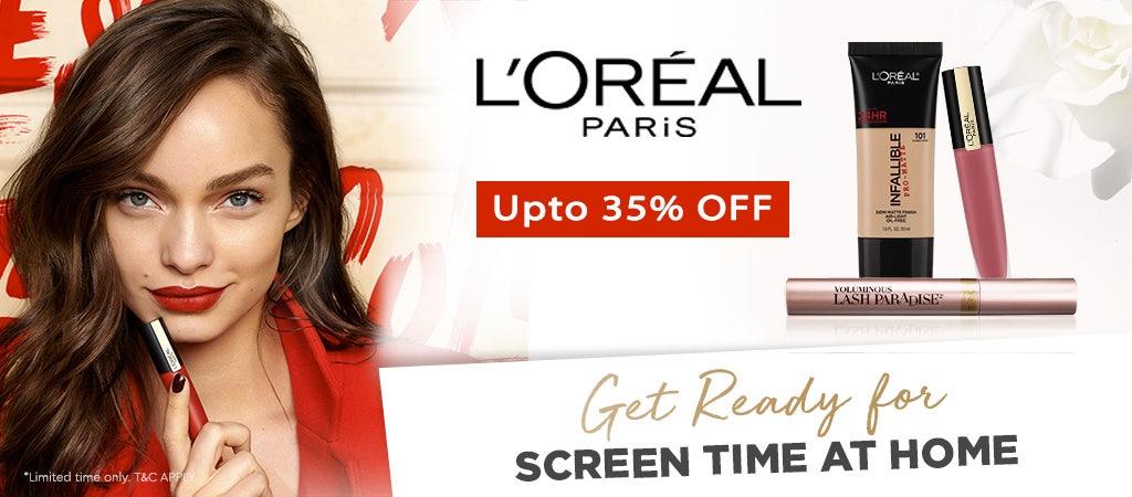 L'Oreal Paris Make Up