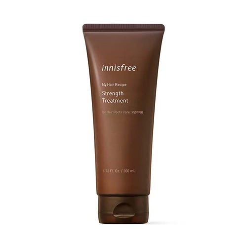 Innisfree My Hair Recipe Strength Treatment [For Hair Roots Care](200ml)