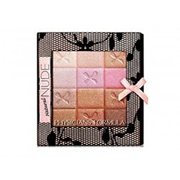 Shimmer Strips Allin1 Nude Palette for Face and Eyes  Natural Nude