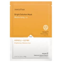 Bright Solution Mask Moisturizing(22ml)