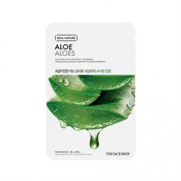 Real Nature Aloe Face Mask (20 g)