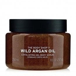 Wild Argan Oil Exfoliating Gel Body Scrub (250ml)
