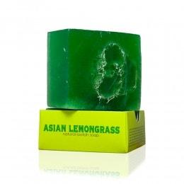 Asian Lemongrass Handmade Loofah Soap(150 g)