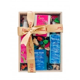 Wooden Box Gift set(4 pcs)