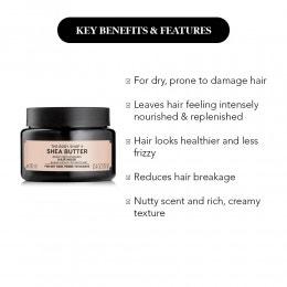 Shea Butter Richly Replenishing Hair Mask (240ml)