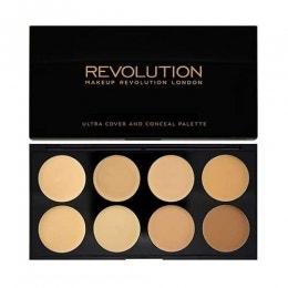 Ultra Cover And Concealer Palette- Light /Medium(10 g)